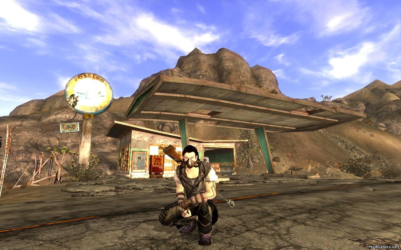 Лучшие моды для Fallout New Vegas на русском
